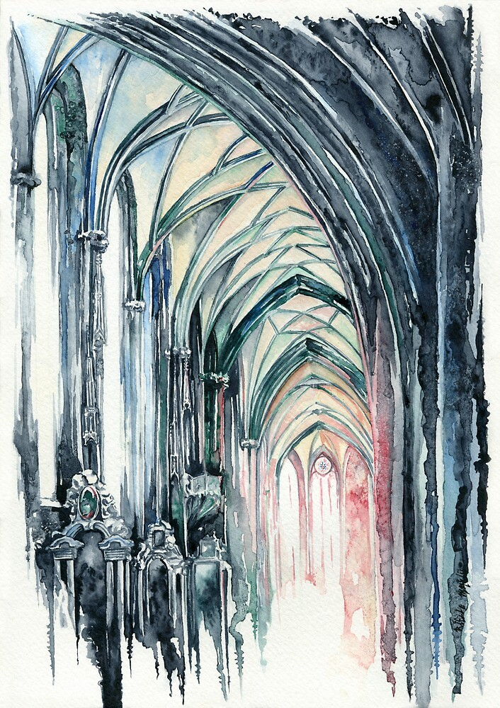 The Northern Nave by rieile