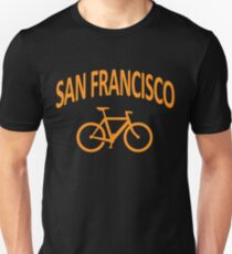 Ich fahre San Francisco Slim Fit T-Shirt