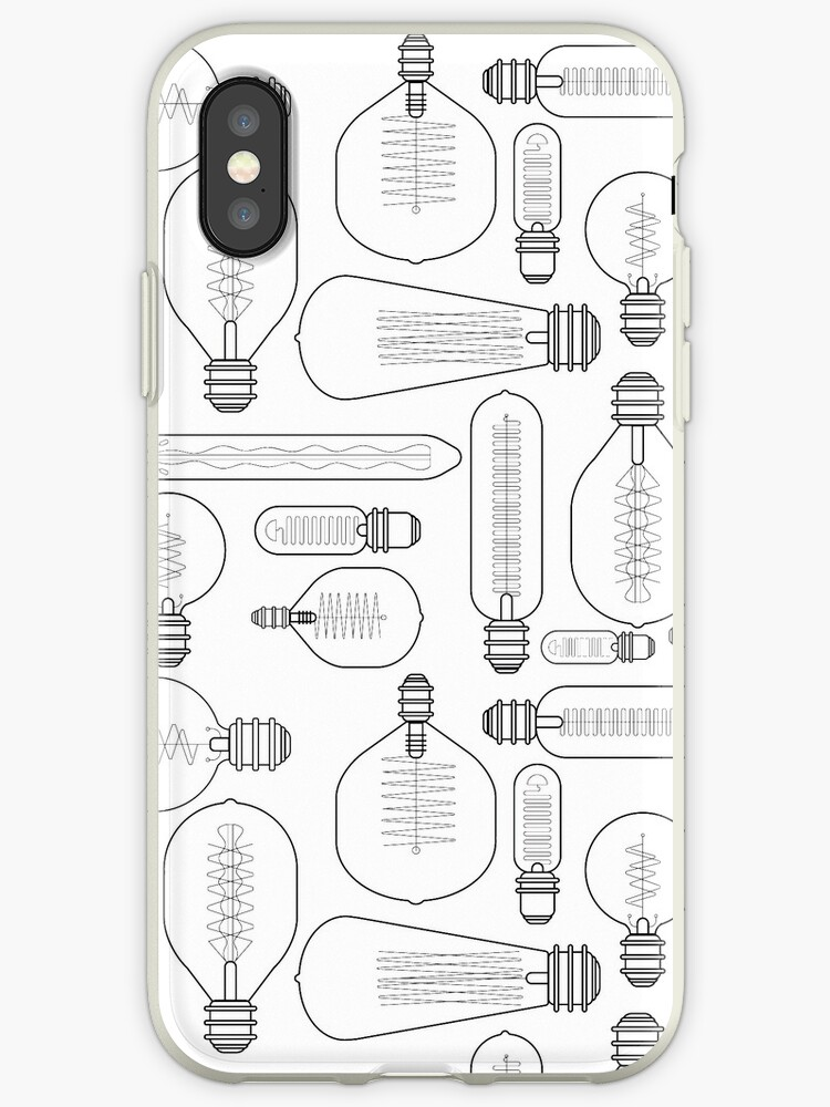 A Bright Pattern! (Phone Case) by bustedfang