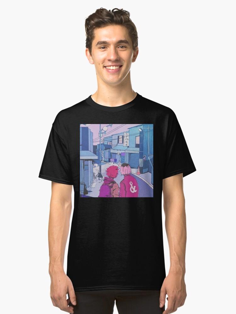 Osaka Street Punks Classic T-Shirt Front