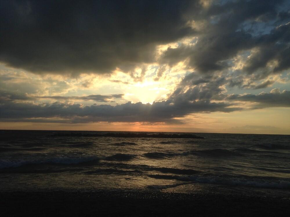 Sunset 2 by ksnippert