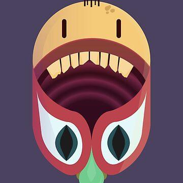 Double face Zero by TIERRAdesigner