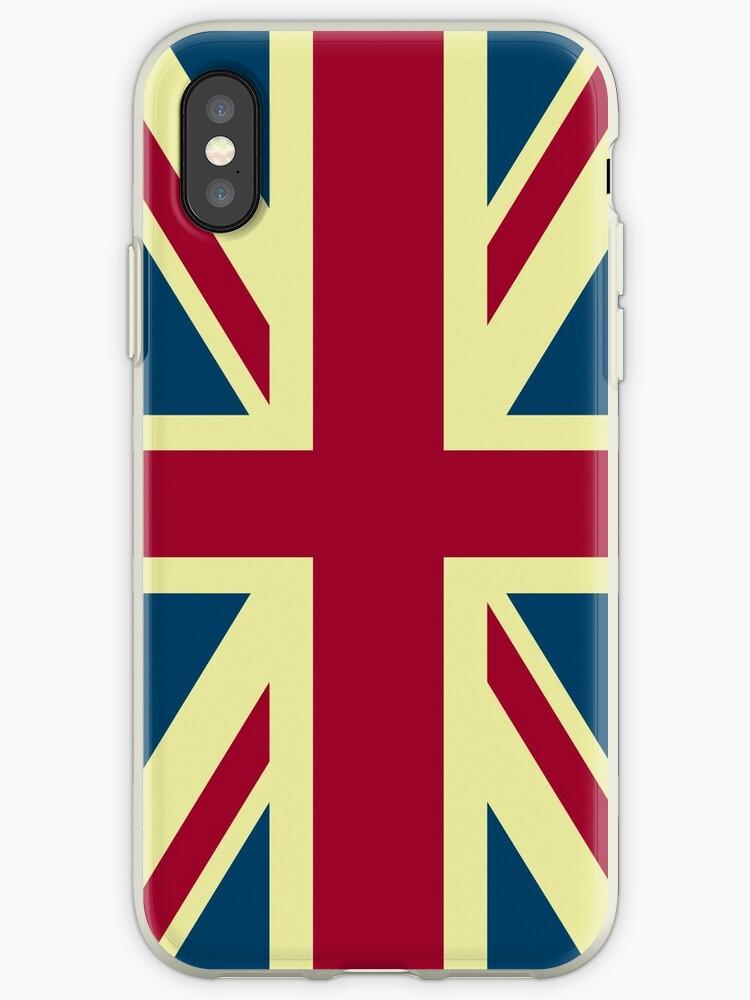 UK National Flag by nkmanju