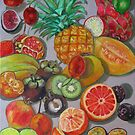 Fruit Salad by Thanh Duong