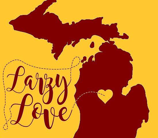 Larzy Love MI by sarabyks