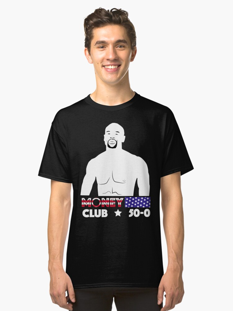 MONEY CLUB Classic T-Shirt Front