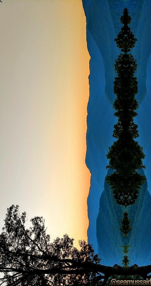 Thus Waveform Between The Peaks by Seamussaid
