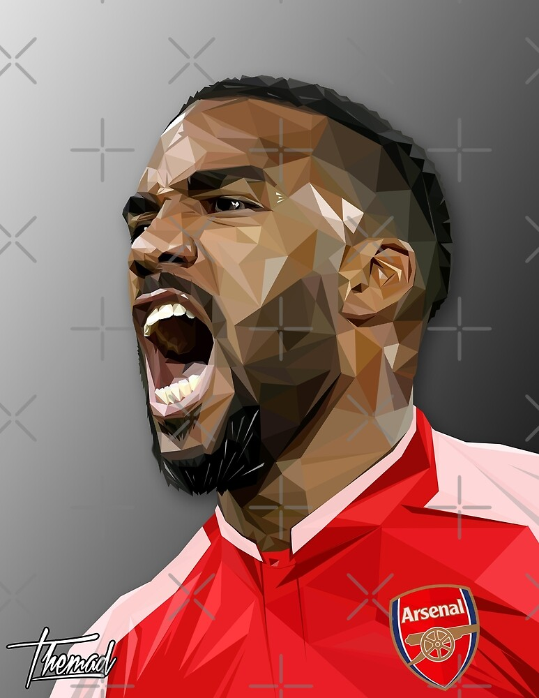 ALEXANDRE LACAZETTE  x / GUNNERS by Jey13