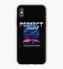 Perfect timing - metro boomin iPhone Case