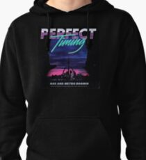 Perfect timing - metro boomin Pullover Hoodie