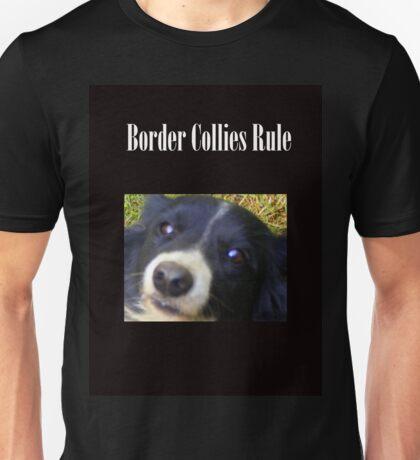 Border Collies Rule T-Shirt