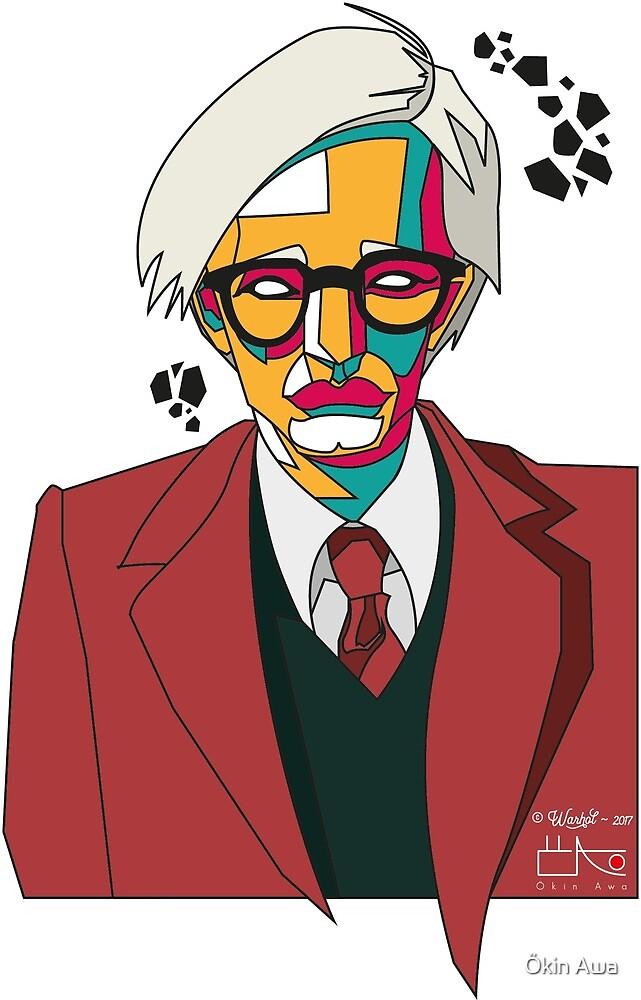 Warhol by Ökin Awa