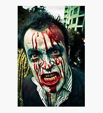 Zombie Walk (2) Photographic Print
