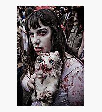 Zombie Walk (3) Photographic Print