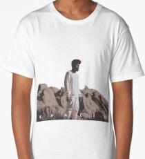 KHALID ALBUM COVER Long T-Shirt