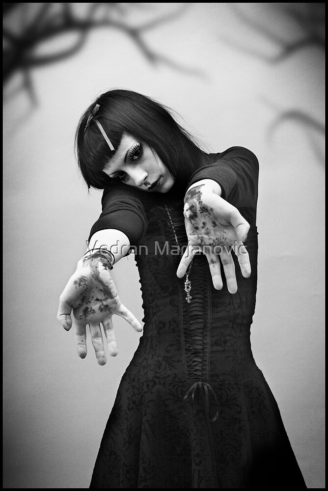 Alice in Spookyland by Vedran Marjanovic