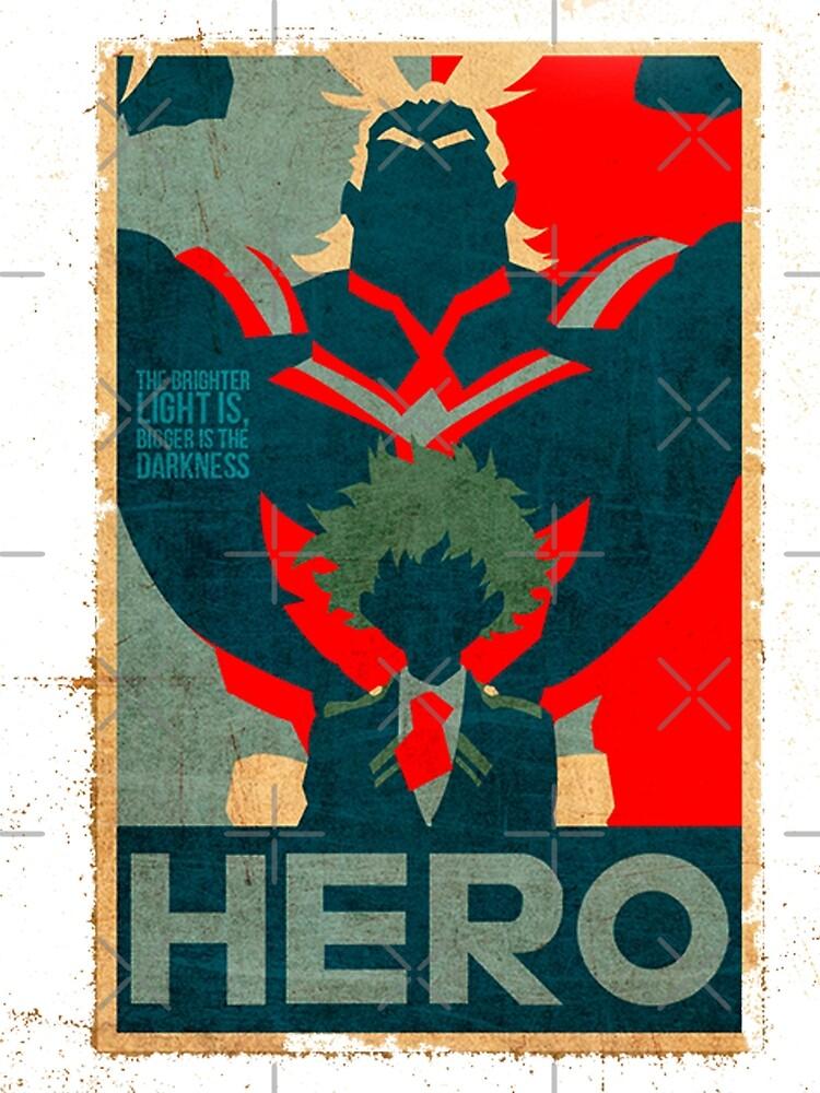 Hero by RafGL