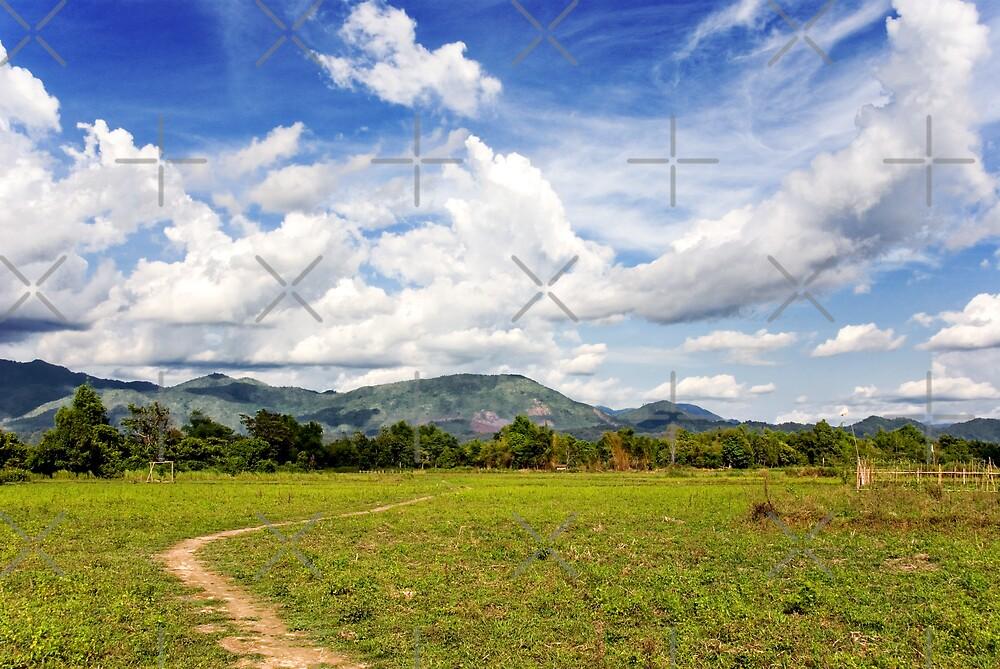 Rural Laos by Juha Sompinmäki