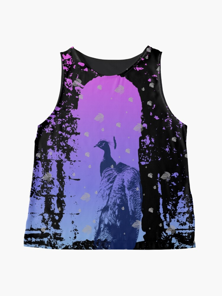 Alternate view of Peacock Sleeveless Top