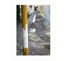 Laneways and dreams # 4 Art Print