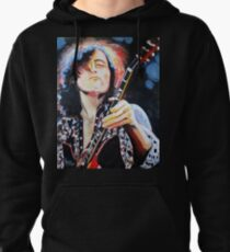 Jimmy Page Pullover Hoodie