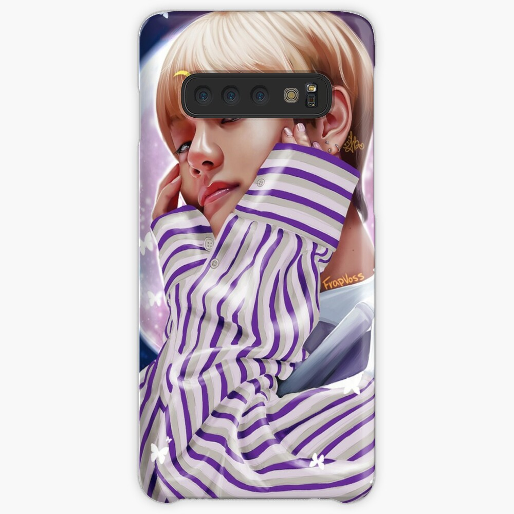 """Moon Child"" BTS V Cases & Skins for Samsung Galaxy"