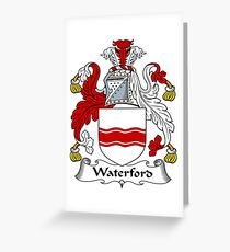 Waterford  Greeting Card