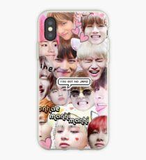 Taehyung - Cutie  iPhone Case