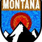 MONTANA MOUNTAINS OUTDOORS NATURE SKIING YELLOWSTONE GLACIER BIG SKY BOZEMAN HIKING by MyHandmadeSigns