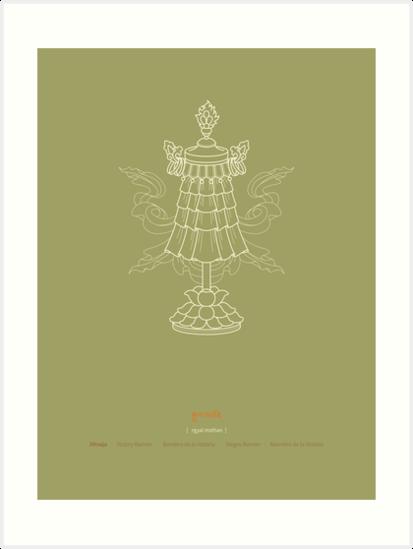 Dhvaja - Victory Banner by Thoth Adan