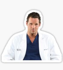 Alex Karev Sticker