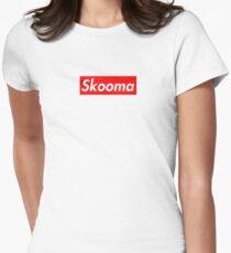 Skoopreme Women's Fitted T-Shirt