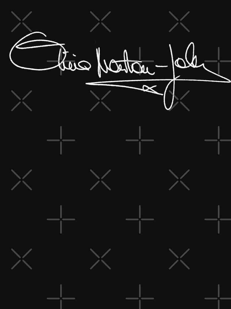 Olivia Newton-John Signature-Sammlung by retropopdisco