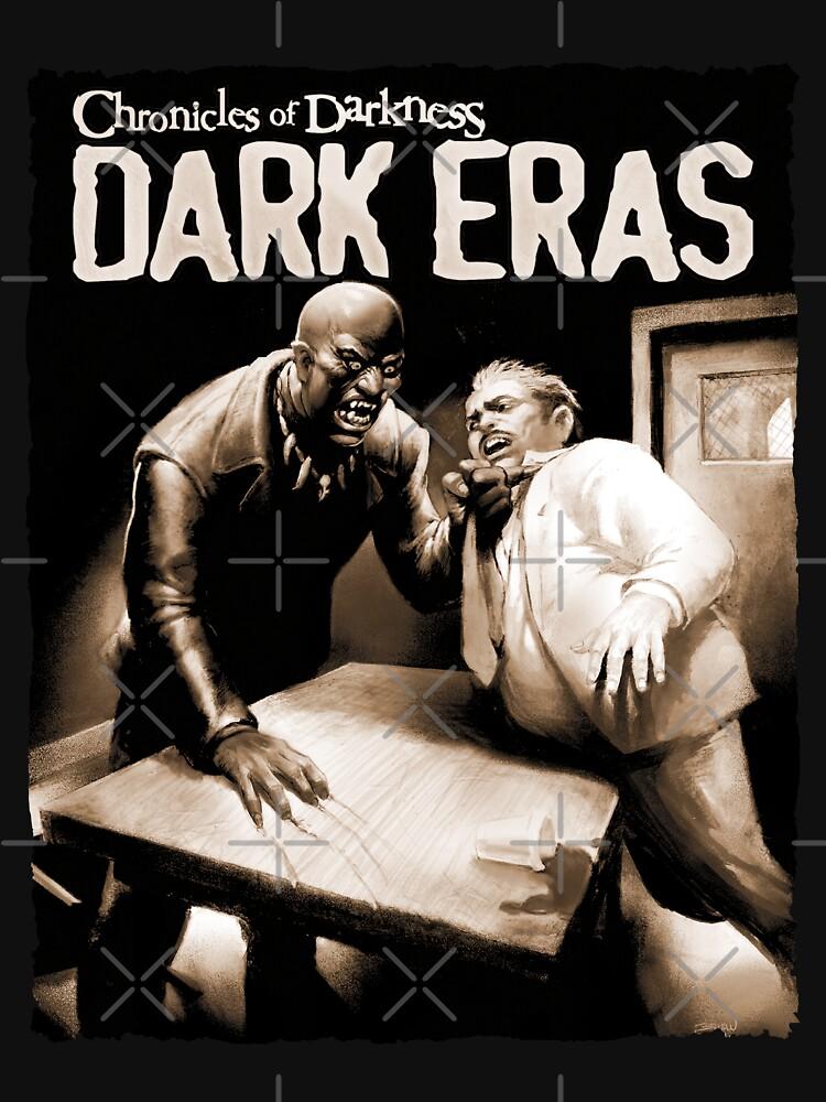 Dark Eras Art: Bowery Dogs by TheOnyxPath