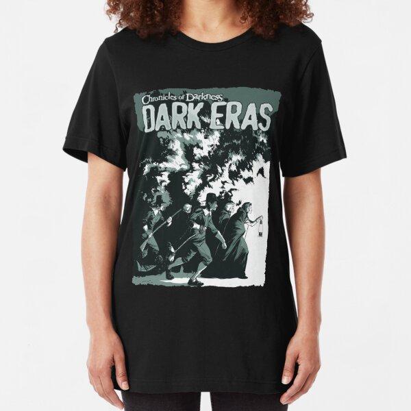 Dark Eras Art: Doubting Souls Slim Fit T-Shirt