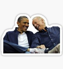Obama + Biden Sticker