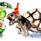 Schildkröte von AnnaShell