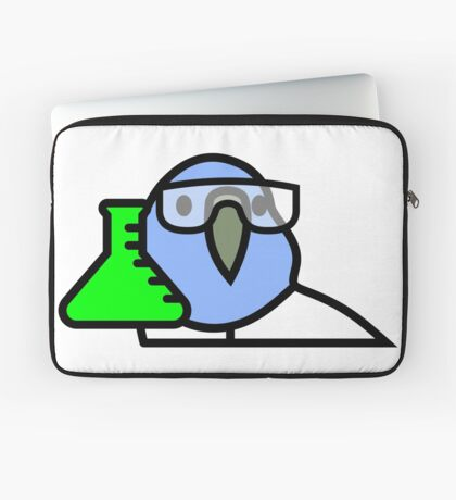 PartyParrot - Science Parrot Laptop Sleeve