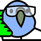 PartyParrot - Science Parrot by Korben-Dallas