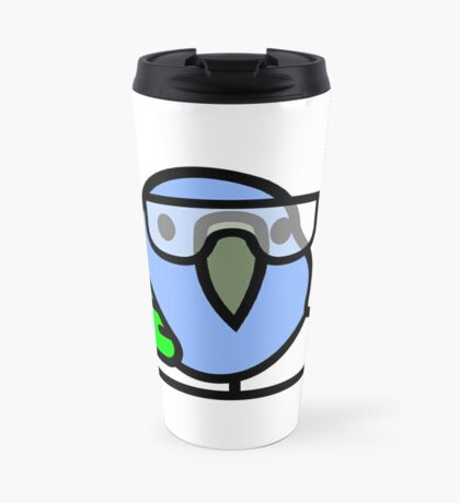 PartyParrot - Science Parrot Travel Mug