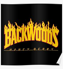 Backwoods Cigars Posters Redbubble
