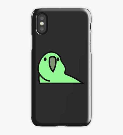 PartyParrot - Green iPhone Case