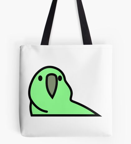 PartyParrot - Green Tote Bag