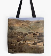 The Walls Tote Bag
