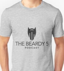 The Beardy 5 Podcast T-Shirt