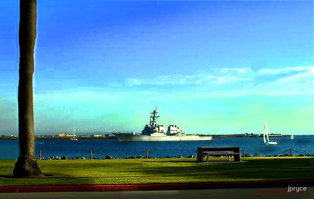 San Diego Shelter Island by jpryce