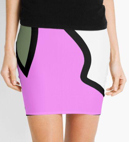 PartyParrot - Pink Mini Skirt