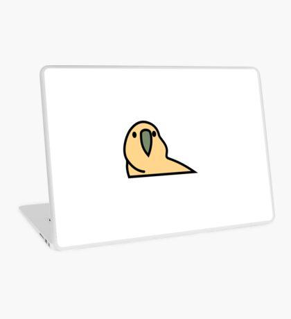 PartyParrot - Yellow Laptop Skin