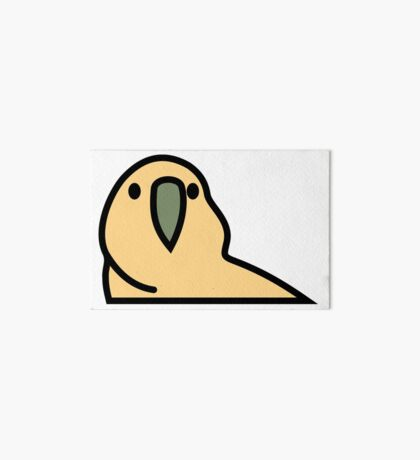 PartyParrot - Yellow Art Board