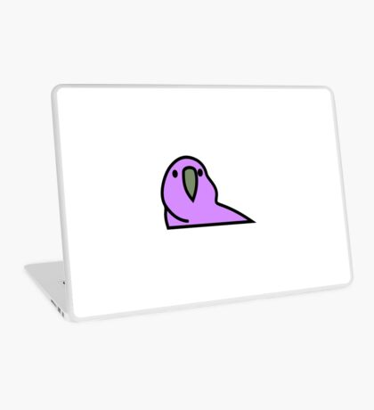 PartyParrot - Purple Laptop Skin